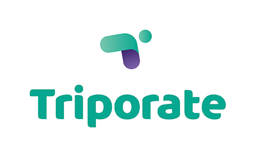 Triporate logo